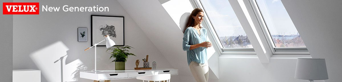 VELUX New Generation windows