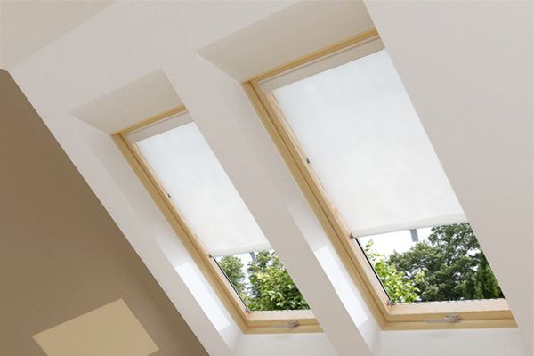RoofLITE attic windows