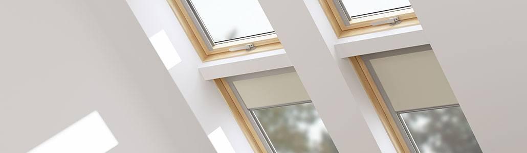 Rooflite Roof Window Blinds Guide Sterlingbuild