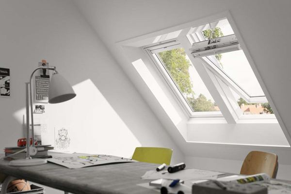 Replacement VELUX roof windows