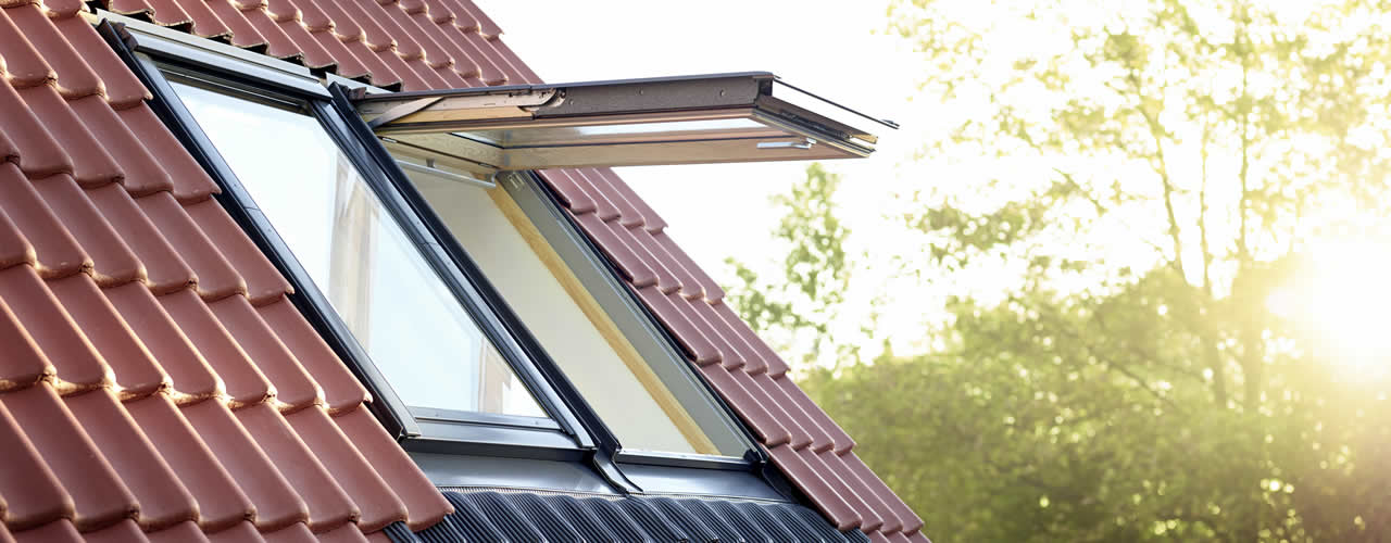 Means of escape roof windows are a legal requirement.