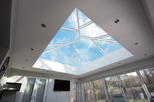 What Size Roof Lantern Do I Need? | Sterlingbuild