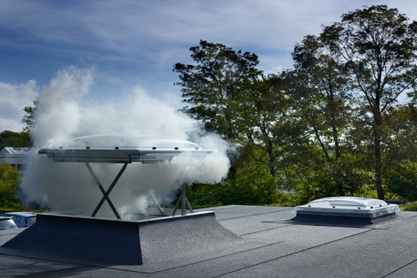 VELUX smoke vent windows