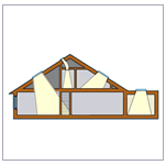 Buy cheap flat roof & pitched roof windows