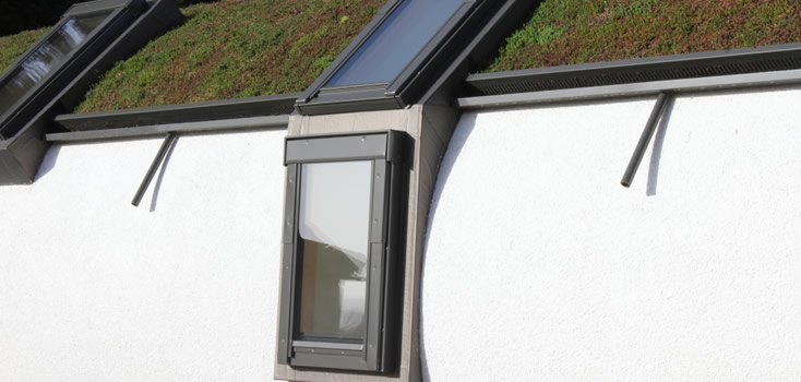 Cheap FAKRO energy efficient triple glazed roof windows
