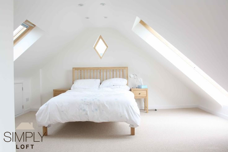 Find a reputable company to build your loft bedroom
