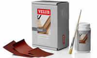 how to clean take care of your velux skylight windows sterlingbuild. Black Bedroom Furniture Sets. Home Design Ideas