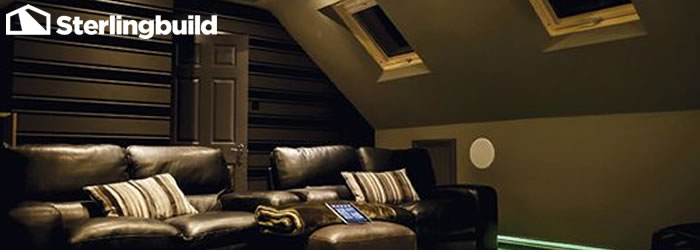 Planning a loft conversion - Home cinema