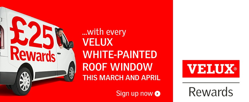 VELUX £25 Reward