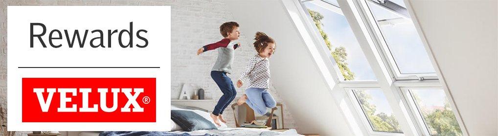 velux rewards 2018 sterlingbuild. Black Bedroom Furniture Sets. Home Design Ideas