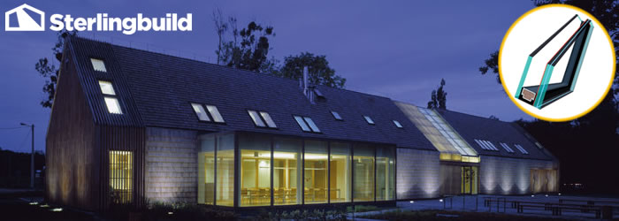 Sterlingbuild - Security, anti-intruder roof windows