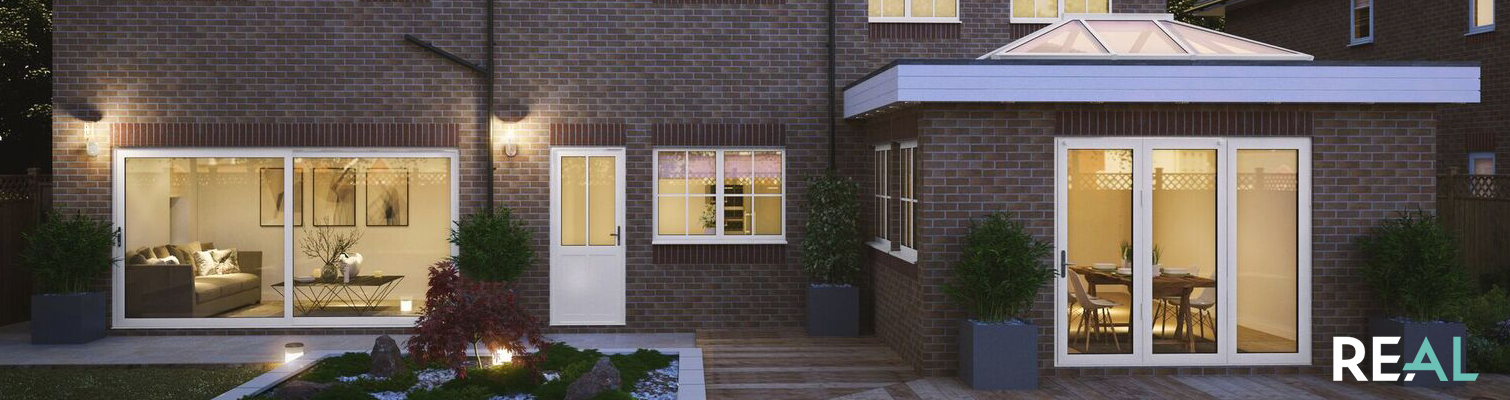 Aluminium Windows, Doors & Lanterns