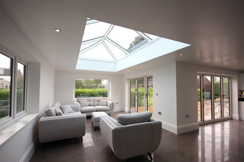Korniche made to measure roof lanterns
