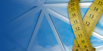 measuring tape for made to measure windows