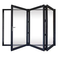 Bespoke bifold doors