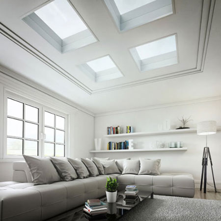 Flat roof extensions image